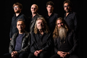 Robert Plant & The Sensational Space Shifters am 29. Juli bei STIMMEN 2018