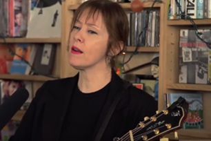 Suzanne Vega - NPR Music Tiny Desk Concert