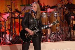 Melissa Etheridge - I`m The Only One (Life at the White House 2014)